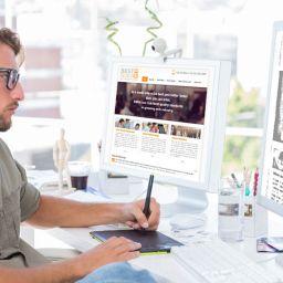 طراح سایت کیست؟ به چی کسی طراح وب می گویند و چه وظایفی دارد؟