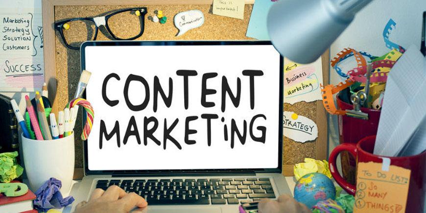 کانتنت مارکتینگ - content marketing