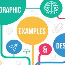 اینفوگرافیک چیست و انواع اینفو گرافیک که به برند شما کمک می کند